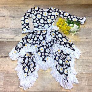 🌻 GORGEOUS Girls Dress! LIKE NEW!